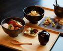 Aman Tokyo GOZEN, your choice of set Gozen meal