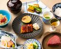 DINNER【夏・Summer 2019】比羅夫コース¥10,000
