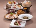 重慶飯店岡山店 初夏のディナーコース