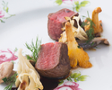Gioia dinner course ¥ 6,000