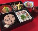 【お昼限定】『松花堂弁当』 7,700円(税込)
