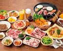 【土日祝・昼】120分食べ飲み放題プラン・スタンダードプラン(未就学児)