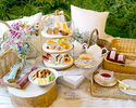 【13:00~14:30】Afternoon tea set