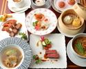 【TV番組放映記念コース】期間限定フカヒレ/干し鮑や黒豚スペアリブなど人気料理を含む全7品