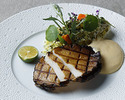 Abalone Lunch course / ¥ 15,000
