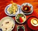 【ランチ】天ぷら定食