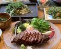 広島郷土料理 おまかせコース ー牛赤身コンフィ-
