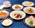 【旬の食材を楽しむ】夏の会食Aコース 蟹入りフカヒレスープ/帆立と海老の炒め/牛肉と夏野菜の炒め/麻婆豆腐 全7品