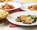 [Saturday Sunday and public holidays 120 min.] Dinner buffet Adult (WEB exclusive 5%OFF)