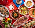 [Official HP limited] (8/10-8/16) Obon Holidays dinner buffet