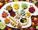 ● 【Sunday & Holiday 】Colorfruits Dessert Buffet  (65 years old and over) @4300 Yen(Regular Price)