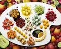 ● 【 Online Reservation Exclusive】(Aug 11, Sep 15, Sep 22) Colorfruits Dessert Buffet @4800 Yen