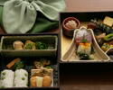 【Online Special Lunch】 Kozue lunch box+Welcome drink