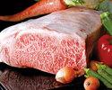 [シェフおすすめディナー]能登牛食べ比べディナーコース
