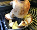 Roast Chicken with BBQ Grill [Limited 2 per day]
