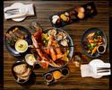 Signature Seafood Dinner Table