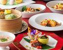 """[Lunch] Seasonal Course """"SHUNSAI"""":¥6,300"""