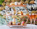 Sparkling High Tea (includes glass of sparkling wine on arrival)