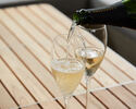 All You Can Drink FF Champagne & Lunch Course