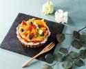 Fruits tart 12cm