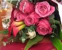 お祝いのお席に...花束の注文承ります