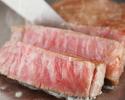 [Dinner] Steak dinner Japanese beef