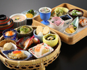 Weekdays only very affordable monthly lunch Komachi