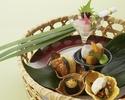 【Kaiseki Lunch Course Suzu】