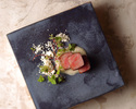 Steak Dinner(特選黒毛和牛)80g