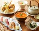 【WEB予約限定価格×選べる1ドリンク】いくら丼や鮨、天ぷらなど「いくら膳」