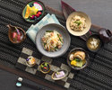 "【Weekday】 Churashima Vegetable LUNCH Japanese Cuisine ""Nuchigusui Gozen"""