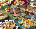 Beef Steak,Seafood Bowl★ Holiday Lunch Buffet Infant (3-5 years old)