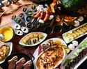 【10月以降はこちら】★平日限定★通常4290円→3500円!家族みんなで楽しめるハロウィーンフェア!牛肉ステーキや特製ホット料理、デザート等、豊富な種類が食べ放題!