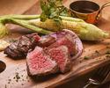 平日限定2.5H飲み放題付きベル・オーブ厳選3種肉グリルコース