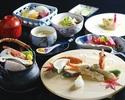 Matsutake mushrooms course