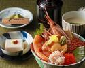 Sushi  3900 yen Lunch