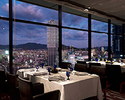 [Enjoy with the view on the 21st floor / all you can drink] New Years Party Plan C