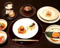 후쿠이의 요리를 제공하는 De Luxe 메뉴