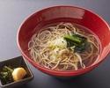 蕎麦(せいろ・かけ)