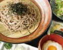 Cold Soba Noodles Set