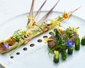 【数量限定】プラ・ドゥ・ジュールのお肉料理に黒毛和牛フィレ肉をご用意した贅沢なランチ