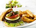 【Lunch】 Weekday only Japanese Wagyu Beef Burger