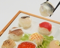 Looks cute [Shinshu Temari Sushi]