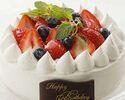 [Options] whipped cream cake 12cm ¥ 3,080 (10%)