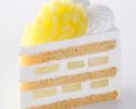 スーパーメロンショートケーキ1ピース ¥1,500(税抜)
