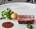 【MANGIARE Lunch】お誕生日や記念日にお勧めの魚・肉が含まれた全5品贅沢フルコースランチ