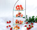 Seasonal Afternoon tea set ~ Strawberry Afternoon Tea ~