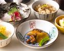 12月1日~12月31日 料理長特選お昼会席 【冬のおもてなし】
