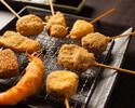 ◆プレミアムセットプラン◆フォアグラ・生ウニ等、豪華食材を贅沢に使ったコース