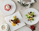 【12/16~20】Sparkling Holidays Christmas Lunch<内側席>